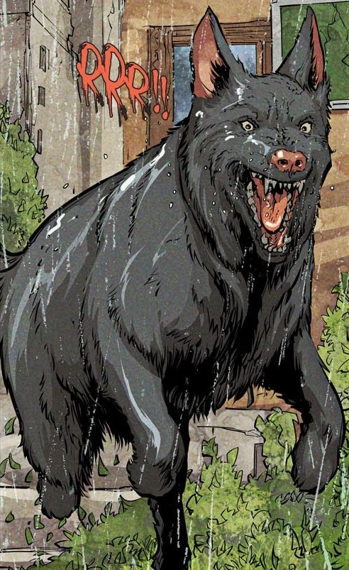Ace the Bat-Hound (DCeased)