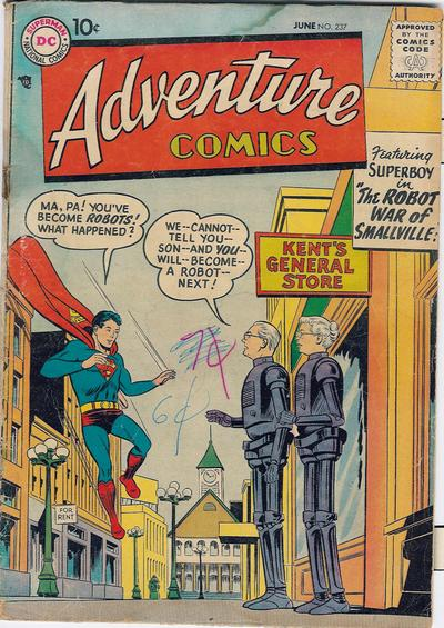 Adventure Comics Vol 1 237