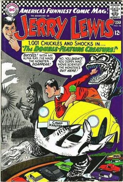Adventures of Jerry Lewis Vol 1 96