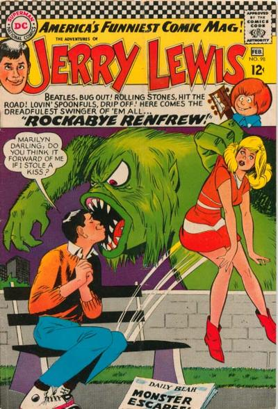 Adventures of Jerry Lewis Vol 1 98