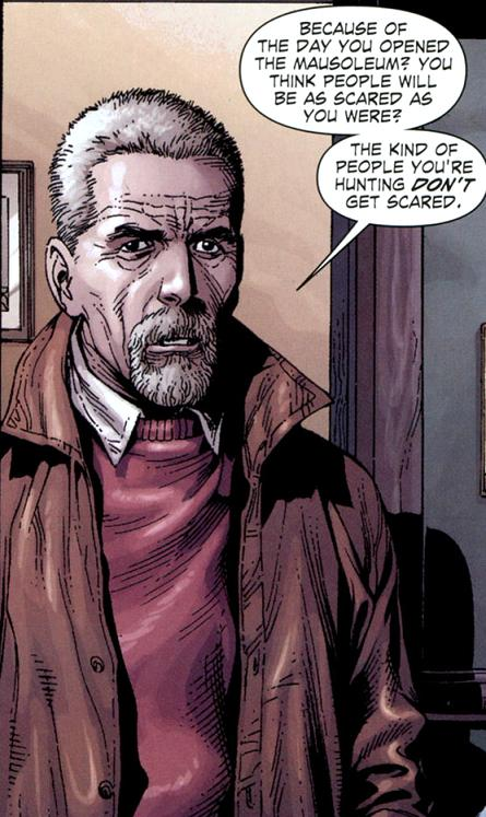 Alfred Pennyworth (Earth-1)