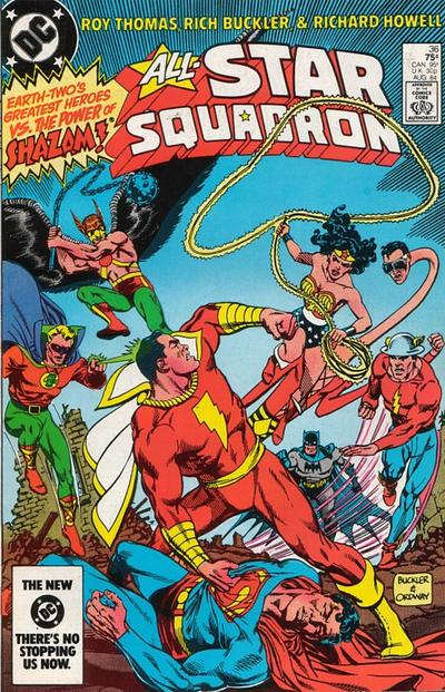 All-Star Squadron Vol 1 36