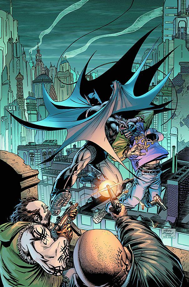 Detective Comics Vol 1 853