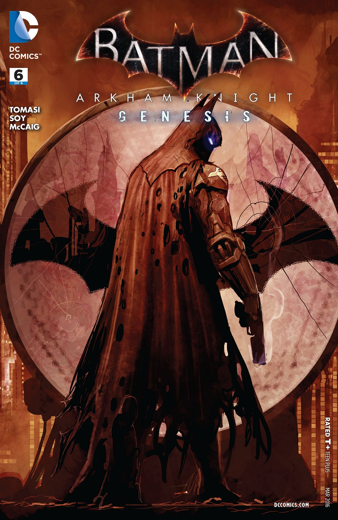 Batman: Arkham Knight - Genesis Vol 1 6