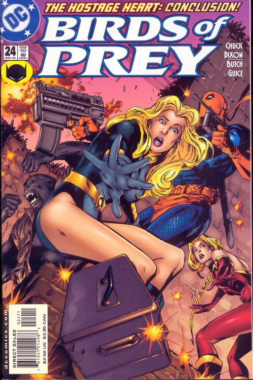 Birds of Prey Vol 1 24