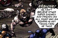 Bizarro Hawkman 001