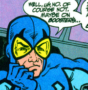 Blue Beetle Attack of the O Squad 001