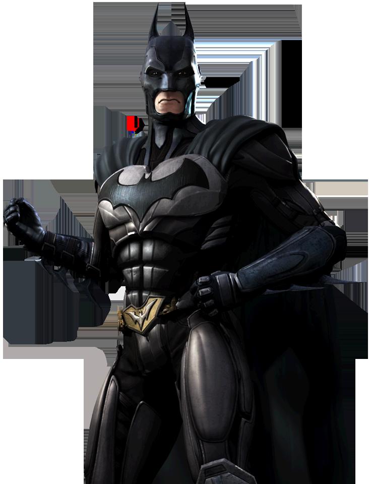Bruce Wayne (Injustice: Earth One)