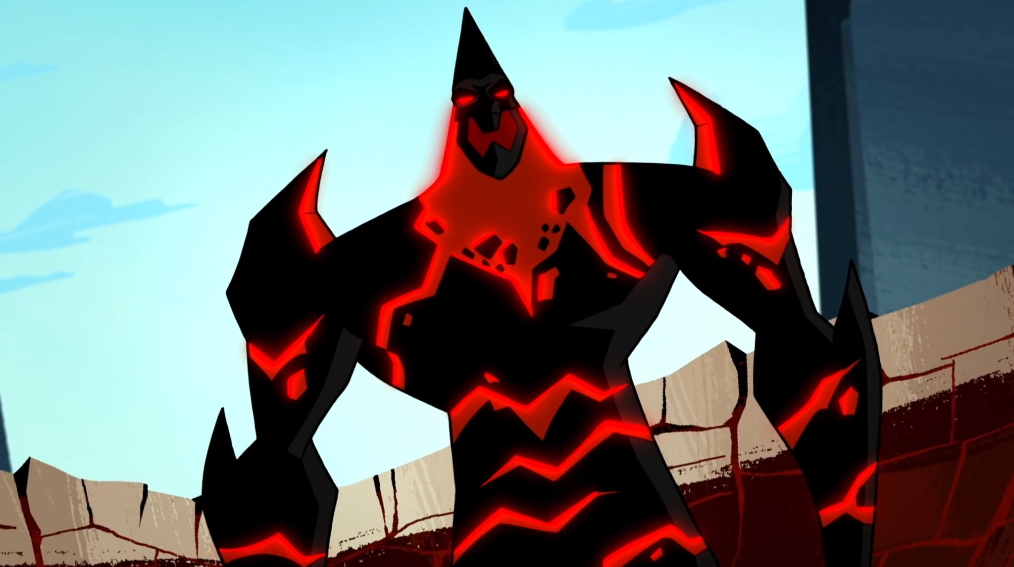 Calythos (Justice League Action)