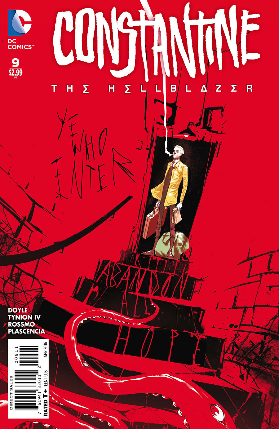 Constantine: The Hellblazer Vol 1 9