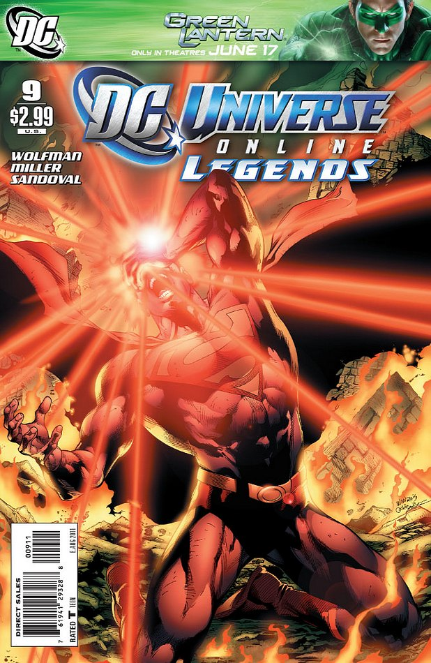 DC Universe Online Legends Vol 1 9