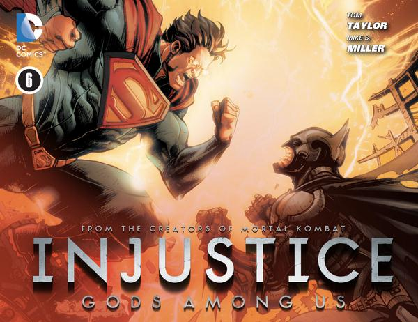 Injustice: Gods Among Us Vol 1 6 (Digital)
