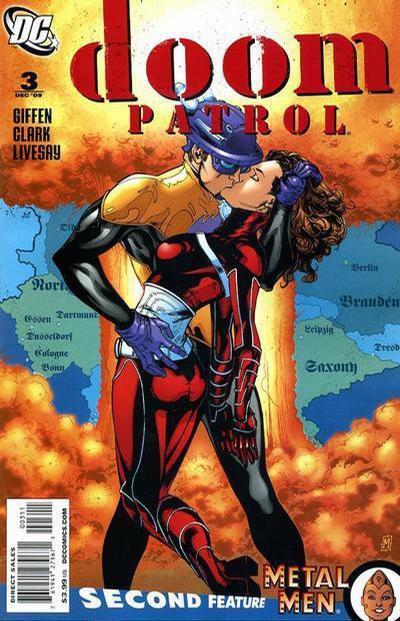 Doom Patrol Vol 5 3