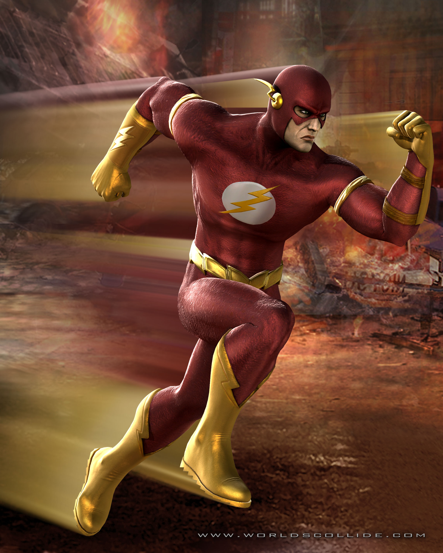 Barry Allen (Mortal Kombat vs. DC Universe)