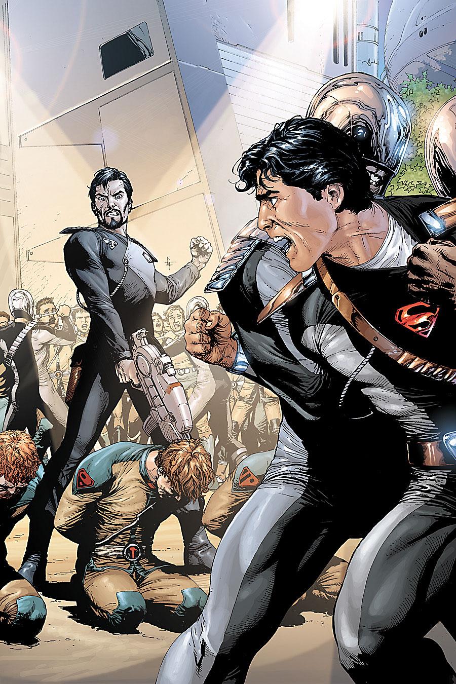 Superman: World of New Krypton Vol 1 3
