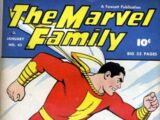 Marvel Family Vol 1 43