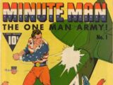 Minute Man Vol 1 1