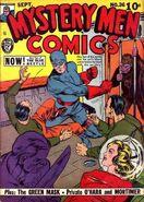 Mystery Men Comics Vol 1 26