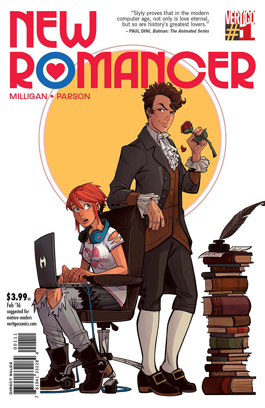 New Romancer Vol 1