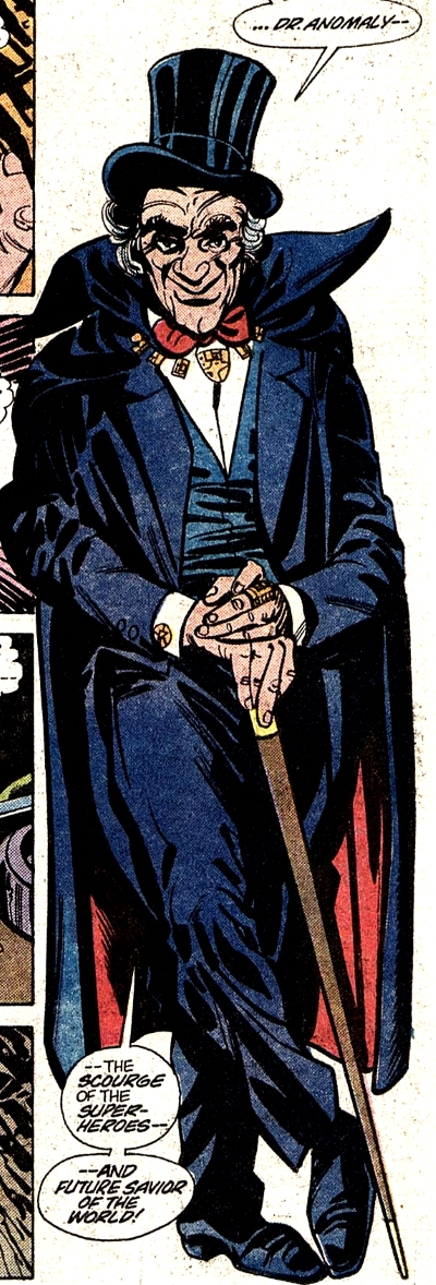 Phineas Quayle (Earth-One)
