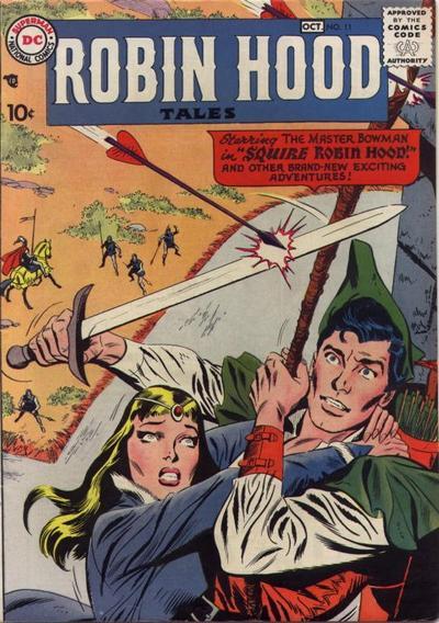 Robin Hood Tales Vol 1 11