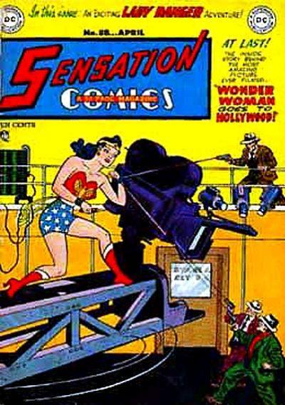 Sensation Comics Vol 1 88