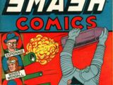 Smash Comics Vol 1 10