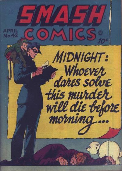 Smash Comics Vol 1 42