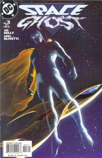 Space Ghost Vol 1 3
