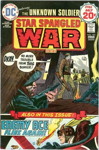 Star-Spangled War Stories Vol 1 181