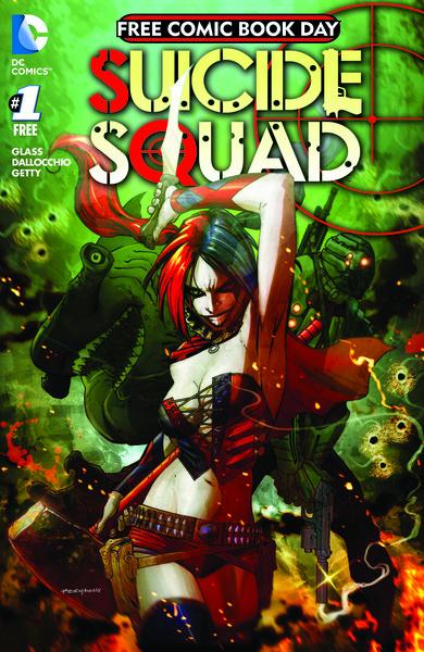 Suicide Squad FCBD Edition Vol 1 1