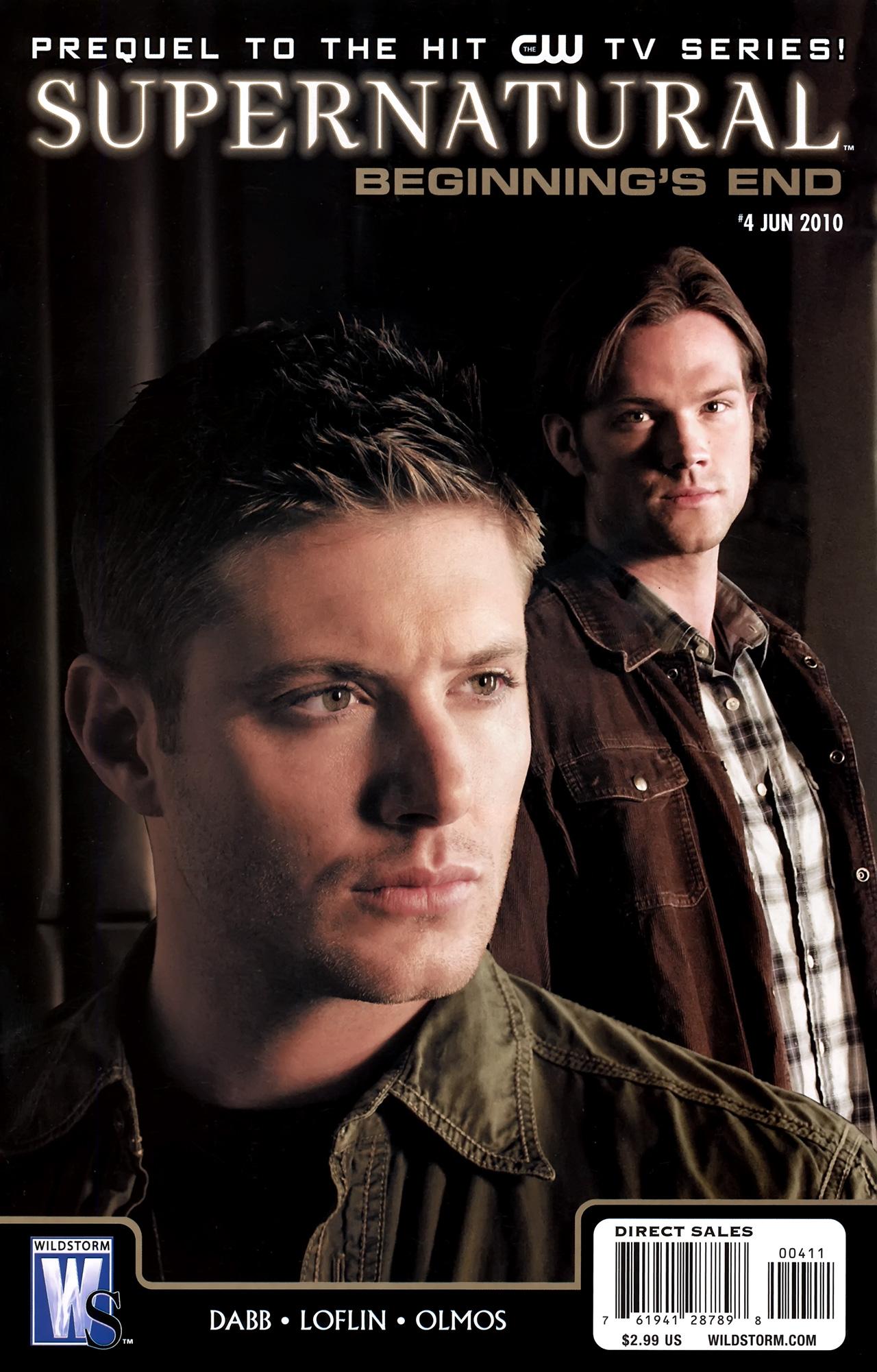 Supernatural: Beginning's End Vol 1 4