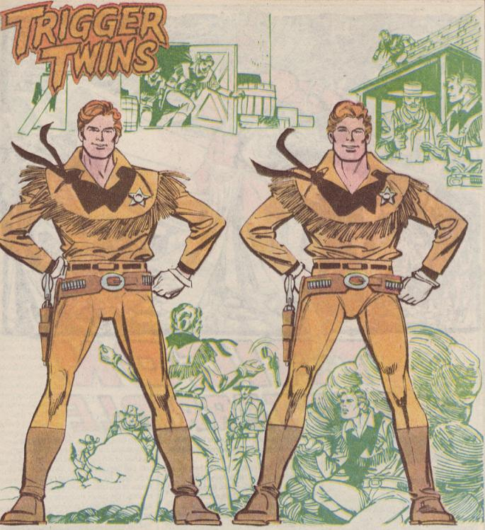 Trigger Twins I (New Earth)