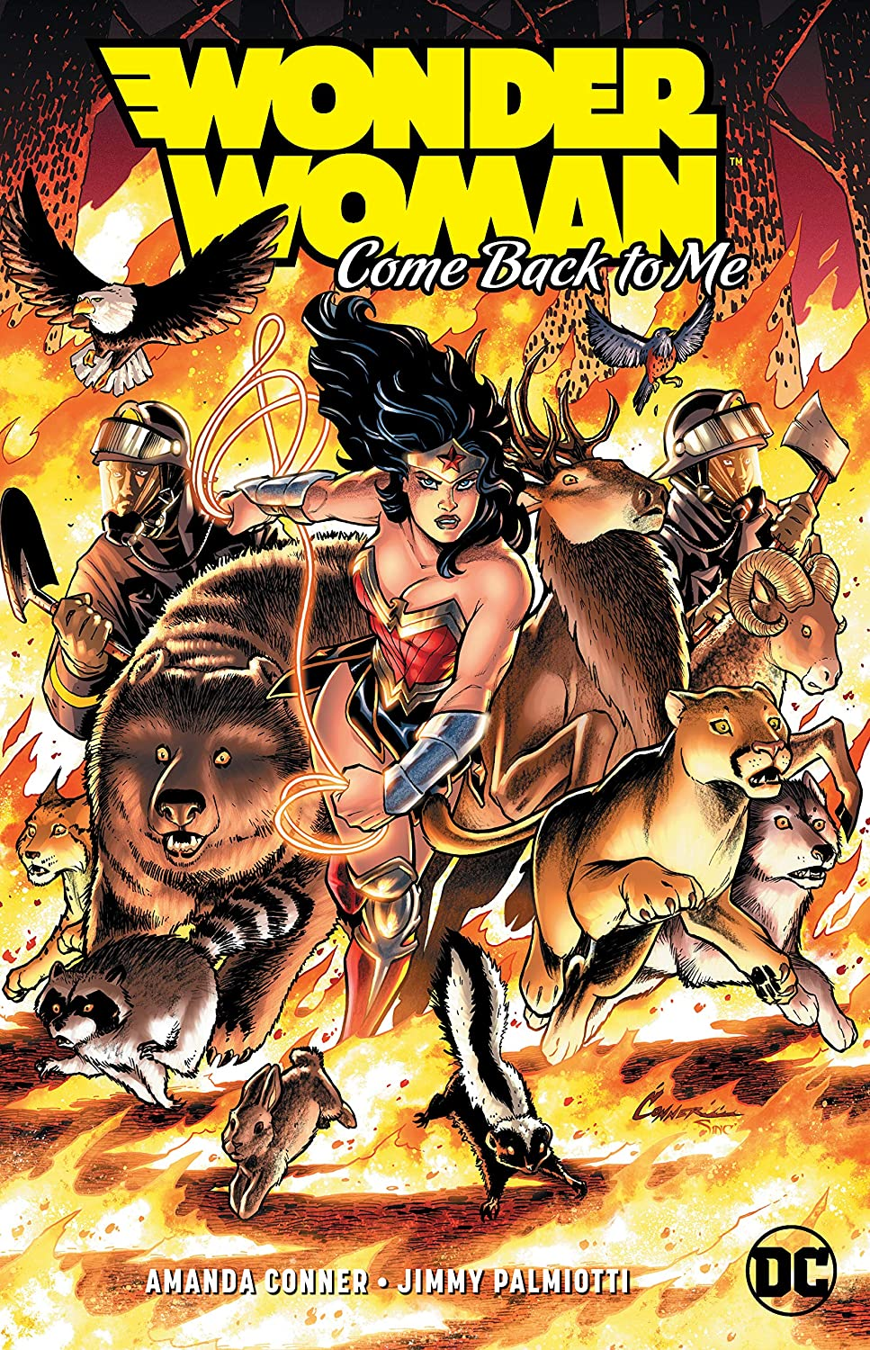 Wonder Woman: Come Back to Me (Collected)