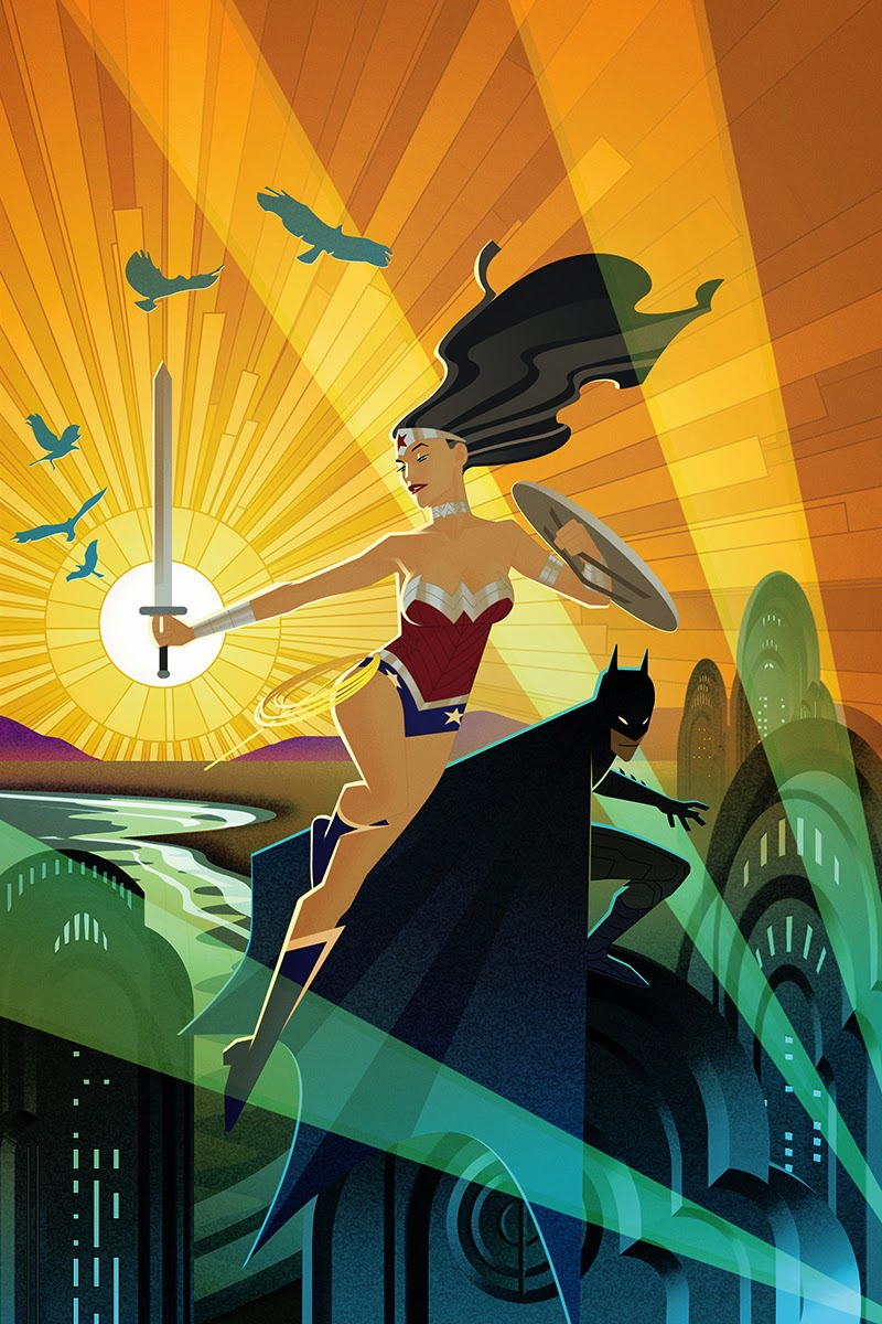 Wonder Woman Vol 4 33 Textless Batman 75th Anniversary Variant.jpg