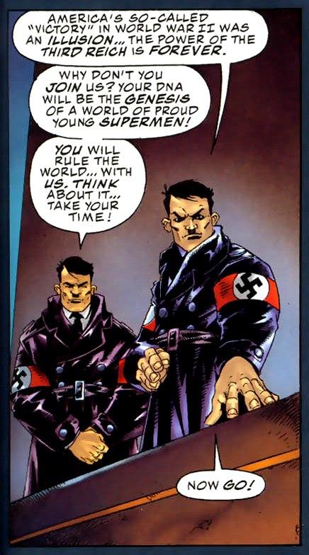Adolf Hitler (At Earth's End)