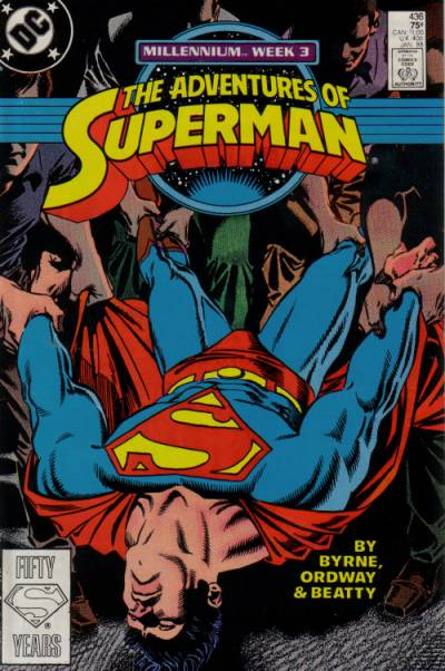 Adventures of Superman Vol 1 436