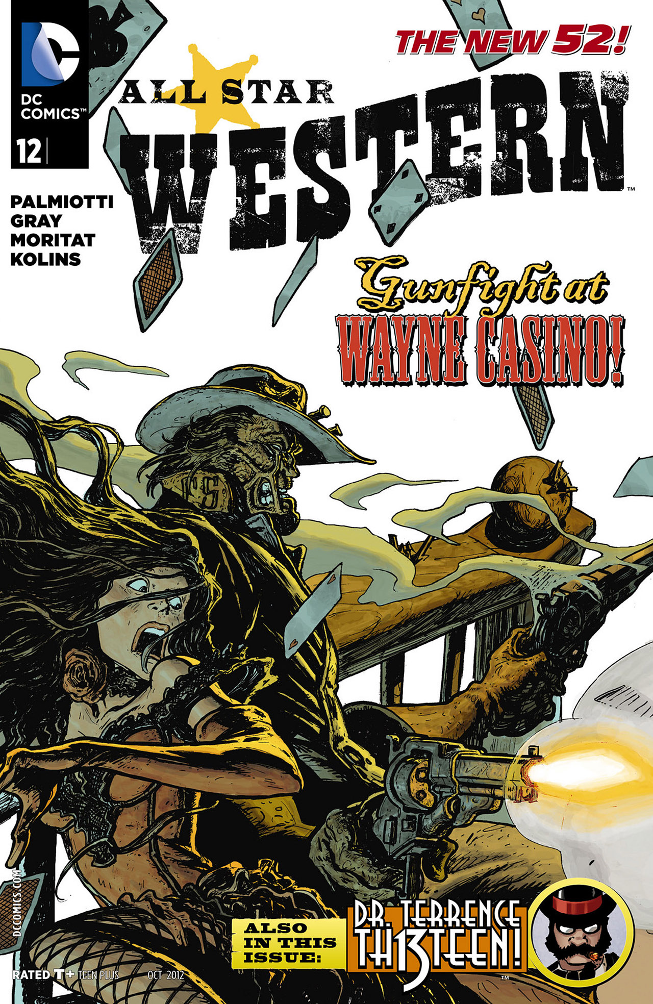 All-Star Western Vol 3 12