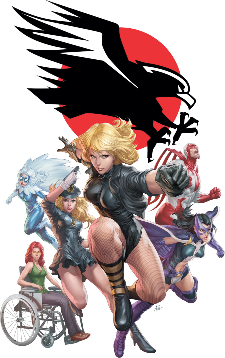 Birds of Prey Vol 2 8