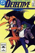 Detective Comics 581
