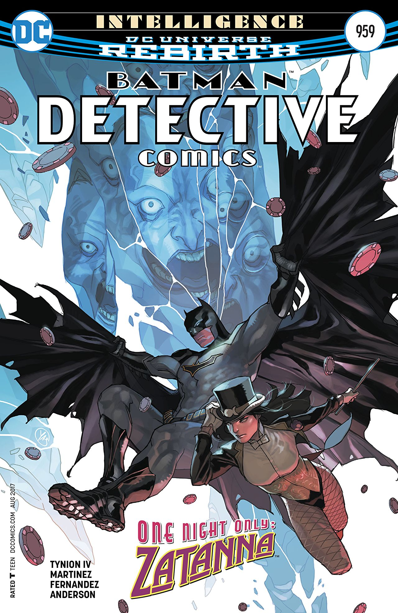 Detective Comics Vol 1 959