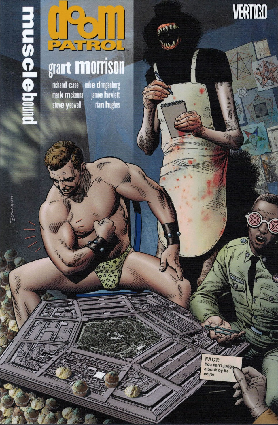 Doom Patrol: Musclebound (Collected)