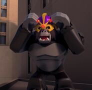Gorilla Grodd Lego DC Heroes 0001