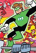 Hal Jordan Tiny Titans 001