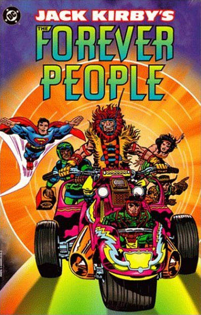 Jack Kirby's Forever People (Collected)