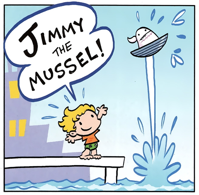 Jimmy (Tiny Titans)
