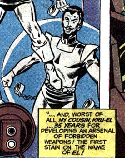 Kru-El (Earth-One)