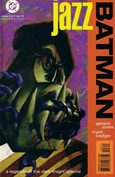 Batman: Legends of the Dark Knight - Jazz Vol 1 3
