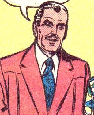 Lewis Lang (Earth-One)