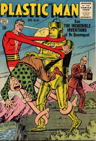 Plastic Man Vol 1 54